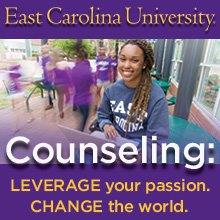 Platinum Sponsor - East Carolina University