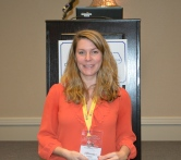 Allison Crowe - Prof Writing & Research Award