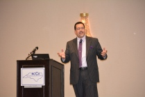 Dr. Carl Sheperis - Thursday Keynote Speaker