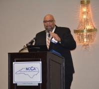 Friday Lunch Keynote: Dr. Lyndon Abrams - UNC Charlotte