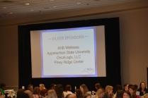 Silver Sponsors - AHB Wellness Appalachian State University OnceLogix, LLC Piney Ridge Center