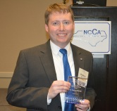 Stephen Kennedy - Jane E Myers Wellness in Counseling Award