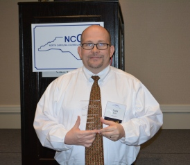 Todd Bolin, NCAARC - Most Improved Division