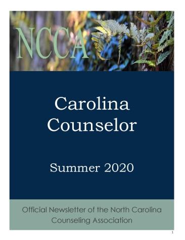 2020 Summer Carolina Counselor